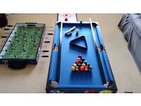 4 - in - 1 Multi Games Table