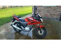 Honda cbf 125 for sale LOW MILEAGE