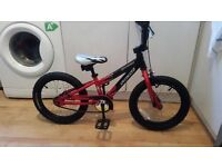 Specialized Hot Rock-16 inch wheel - Kids Bike MTB*red & Black*bicycle Boys/girl