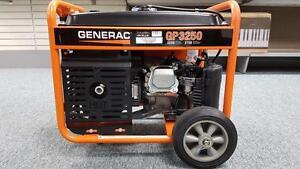 Generac 3250W Portable Gas Generator