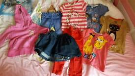 2-3 year girls bundle