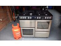 LPG Range cooker for sale.