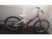 Girls Trek MT220 Mountain Bike