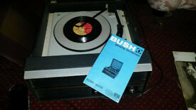 Bush Record Player