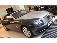 **Rolls Royce Dawn 6.6 V12** Unique High Specification