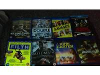 Used Blu Rays 2 for £5