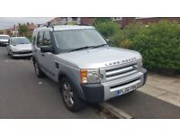 Land Rover Discovery 3 Automatic Low mileage Quick sale