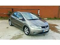 Honda Civic diesel low mileage