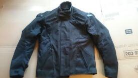 Frank Thomas Aqua Pore Motorcycle Jacket Size Small S unisex men women