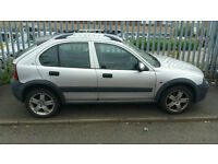 Rover streetwise 1.4petrol 2005reg breaking for parts