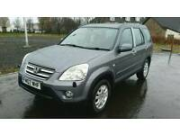 2007 07 Honda CR-V 2.2 I-CTDI SPORT DIESEL crv 4x4 Excellent condition px welcome