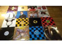 16 x yello vinyl collection LP / 12 / promo / remixes