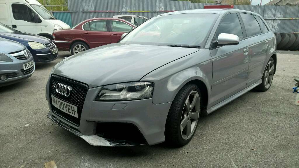 Audi A3 Rs3 Tdi Rep nardo grey | in Bradford, West ...
