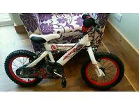 Avigo Ninjatec Childs Bike Age 3 to 5