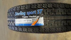 """NEW Trailer tires 14 - 16"""""""