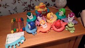 Reduced price Selection of Bath toys