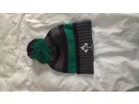 Irish Rugby Union hat.