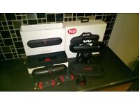 Beats Pill with stand