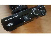 Fuji xpro1 and Fuji x100 for sale