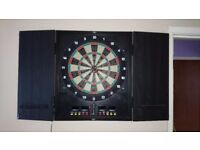 Wall hung electronic dart board (working)