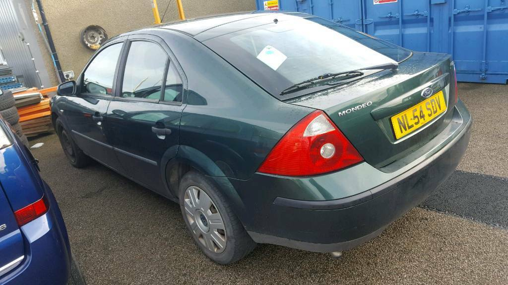 Ford mondeo 1.8 96000 mil