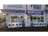 Washing Machines - Fridge Freezers - Dishwashers - Freezers - Condenser Dryers - Fridges - Cookers
