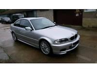 2002 (52) BMW 330ci 330 ci M-Sport Auto 85000 miles