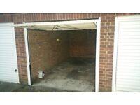 12.5 Sqm (135 sqft) lock up garage to rent in Ashford (Surrey)