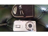 BARGAIN Panasonic lumix digital camera fully working £14.99