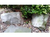 Rocks, Stones, Rockery