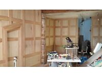 Home improvements / building services
