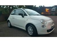 Fiat 500 1.2 2011, 65,000 Mileage, 12 Months MOT, Service History 1 Previous Owner