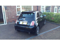 Abarth 500 T-Jet (low mileage, excellent condition)