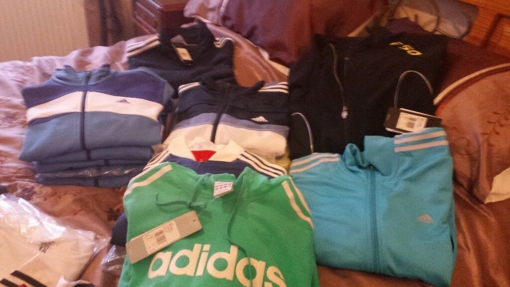 sports wear job lot