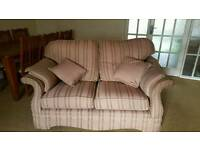 3 and 2 piece sofa