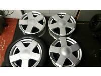Alloy wheels alloys fiesta zetec