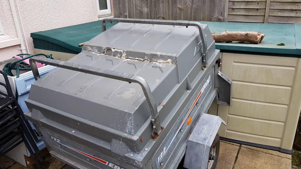 Erde 122 trailer lid only..