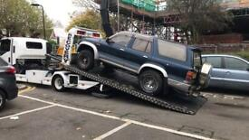 TOWING TRUCK CAR RECOVERY 24-7 VAN BREAKDOWN VEHICLE TOW TOWING ASSISTANT TRANSPORTER SERVICES