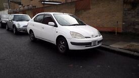 toyota prius automatic, hpi clear , excellent runner