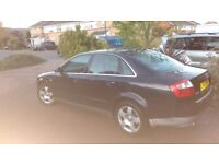 Audi A4 in superb running condition at bargain price