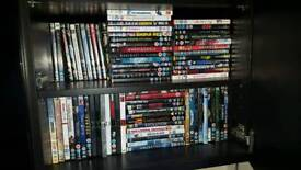 Bundle of mixed dvds