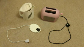 Electric kettle & toaster