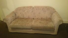 Sofa And Armchair for sale very good condition
