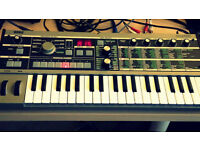 Korg Microkorg with Gator case. sensible offers accepted.