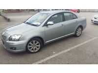 2008 Toyota AVENSIS 4-DR 1.8 LPG System. Excellent Fuel Economy,Full service history both systems.