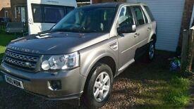 Land Rover FREELANDER 2 2.2 TD4 GS 5dr 2011