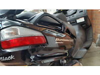 Suzuki Burgman Executive AN09 650 fully loaded and with alarm