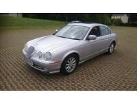 JAGUAR S-TYPE 3.0 V6 SE 4dr Auto (silver) 2001