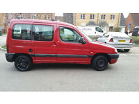 for sale Peugeot Partner, 2002, 1.9 Diesel, 5 seats