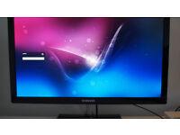 HD 1280p LED 23.6 inch computer monitor Samsung S24C570L